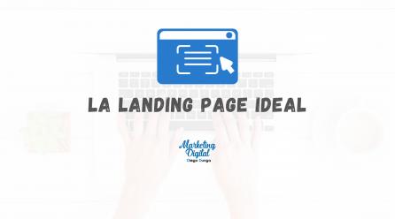 Landing Page ideal